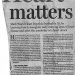 Media Coverage - Heart Matters - Fayth Clinic